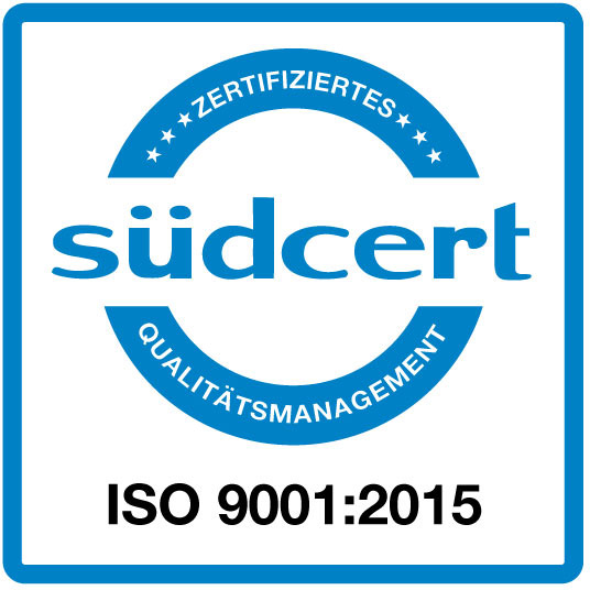 südcert Qualitätsmanagement 2015